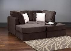 The BEST furniture EVER. You can create large lounge spaces or individual seating with them! LoveSAC