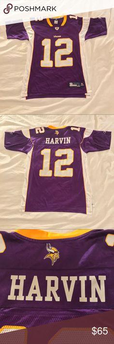 Minnesota Vikings Reebok Jersey  12 Percy Harvin Minnesota Vikings Reebok  Onfield Jersey  12 Percy Harvin. Great condition d38f3a51b