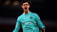 Chelsea must reach final to save season - Thibaut Courtois - BBC Sport