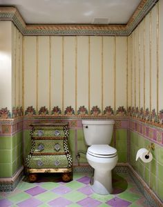 Mackenzie Childu0027s Inspired. See More. Even The Powder Room Is A Must See!  Bathroom