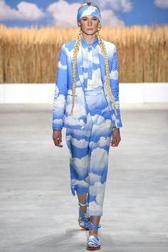 Mara Hoffman Spring/Summer 2016 Ready-To-Wear New York Fashion Week