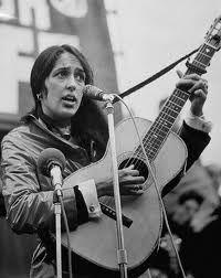 Joan Baez at Woodstock