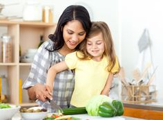 Keep your eyes open and insist on a few rules for safe cooking when your child is helping out.