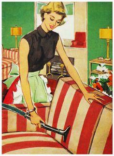 Como organizar a rotina de limpeza da casa