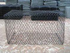 PVC Hexagonal Wire netting applied for rabbit fence, gabion, chicken mesh Gabion Box, Gabion Stone, Gabion Cages, Gabion Baskets, Gabion Fence, Gabion Wall, Metal Chicken, Chicken Cages, Rabbit Fence