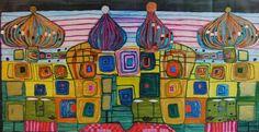 Hundertwasser-Aerobic Church- http://fc-foto.de/25005137