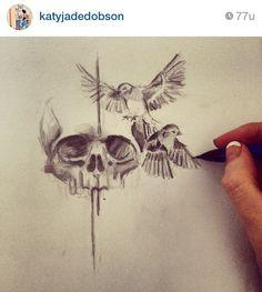 Katy sketch