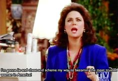 """'Designing Women' Suzanne Sugarbaker 1986 - 1993  You gotta love Designing Women because it wasn't really just a tv show~ it was the first """"reality"""" TV show in the South!!"""