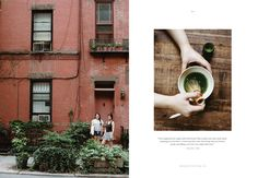 It was a logical step, but it's still nice to see the people behind Kinfolk magazine launching their own cookery book titled The Kinfolk Table. Take a sneak peak inside ahead of it's release . The Kinfolk Table, Sample Recipe, Kinfolk Magazine, Cookery Books, Print Design, Brand Board, School Projects, Continue Reading, Beverage