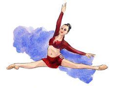Dance Academy of Loudoun Seniors 2015   Inslee By Design
