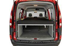 VanEssa Mobilcamping - Camping Ausbau für Deinen Van - T5, T6, Mercedes u.v.m. - Schlafen im Renault Kangoo / Mercedes Citan