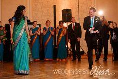 Omni New Haven Yale Wedding Reception first dance