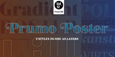 Prumo Poster font download