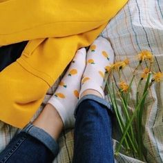 รูปภาพ yellow, aesthetic, and flowers