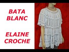 Blusa Crochet para todos los Talles / Aprende a Tejerla Paso a Paso   Crochet y Dos agujas