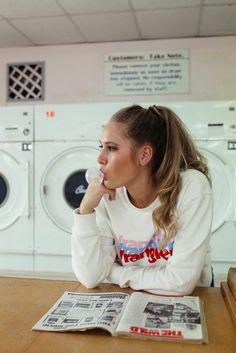 Laundry Mat.
