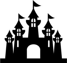 wizard of oz silhouettes | Castle silhouette