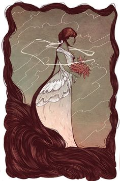 Folklore Inspired Works from Izabela Stanic
