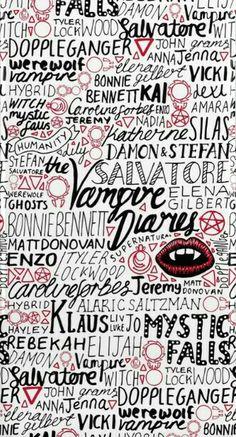 The Vampire Diaries Poster Collection: High Quality Printable Posters Vampire Diaries Memes, Vampire Diaries Damon, Vampire Diaries Poster, Vampire Daries, Vampire Diaries Wallpaper, Vampire Diaries The Originals, Damon Salvatore, Delena, Pastell Wallpaper