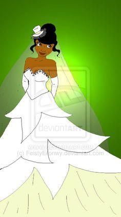 Disney Brides: Tiana