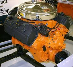 Pro Street Mopars | Mopar Cars - 1966 MoPar 426 Street HEMI Engine