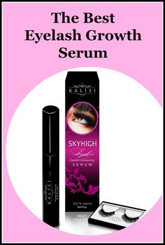 The BEST Eyelash Growth Serum on the Market! Use This Code To Receive 50% Off !! Code: SKYHIGH2