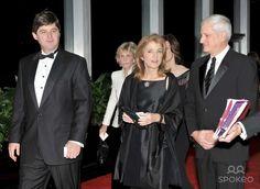 William Kennedy Smith, Jean Kennedy Smith, Caroline Kennedy Schlossberg, and Ed Schlossberg