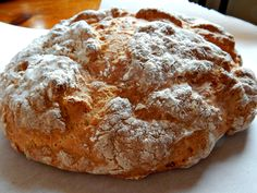 For years I've made Ballymaloe's Brown Soda Bread, and we've always liked it, but this year I decided to try their white for my St. Patrick's Day dinner. I don't know …