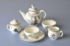 Miniature tea set Royal Worcester 1940