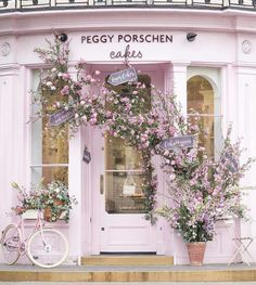 Peggy Porschen Parlour, London