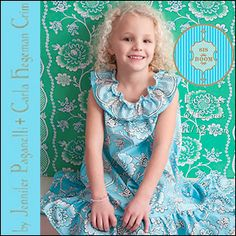 Cathy Dress & Top: Sizes 6 months - 11/12 years