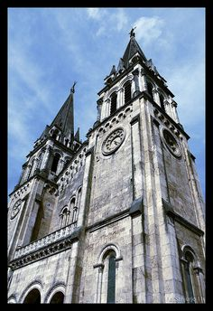 Catedral de la Virgen de Covadonga by J.A.Sanjurjo, via Flickr