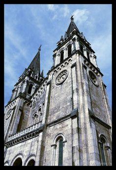 Catedral de la Virgen de Covadonga by J.A.Sanjurjo, via Flickr