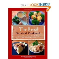 The Renal Survival Cookbook