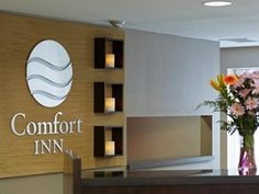 Corner Brook (NL) Comfort Inn Hotel Corner Brook Canada, North America The 3-star Comfort Inn Hotel Corner Brook offers comfort and convenience whether you're on business or holiday in Corner Brook (NL). The hotel offers a high standard of service and amenities to suit the individual needs of all travelers. Free Wi-Fi in all rooms, Wi-Fi in public areas, restaurant are on the list of things guests can enjoy. Guestrooms are designed to provide an optimal level of comfort with w...