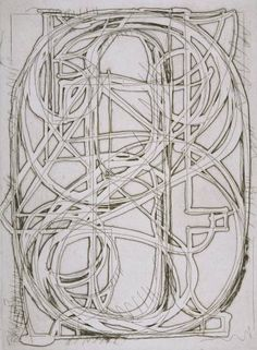 Jasper Johns- 0 through 9