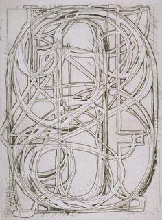 Jasper Johns- 0 through 9