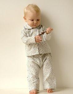 Kayce Hughes Baby PJ's