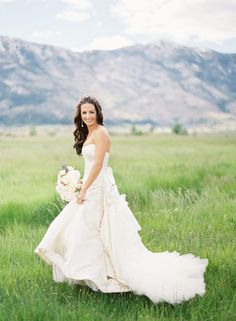 KT and Chad – Lake Tahoe Wedding « Jose Villa | Fine Art Weddings