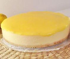 Receita Cheesecake de Limão por meiatorradinhaeumpingo - Categoria da receita Sobremesas