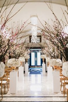 64053c60fd01 An Extravagant Wedding Fit For A Princess - WedLuxe Magazine · Luxury Wedding  VenuesGarden ...