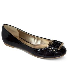 53f567131361c Obsession Rules Emily Flats & Reviews - Shoes - Macy's. beige and blue