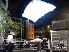 Airstar - Mattress Light Lighting Setups, Video Lighting, Photo Lighting, Lighting System, Cool Lighting, Light Cinema, Lighting Warehouse, Cinematic Lighting, Balloon Lights