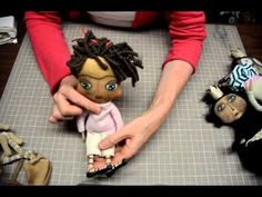 Cloth Doll making tutorial