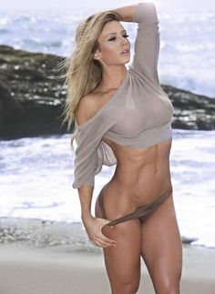 The beautiful Paige Hathaway, see more at www.hot-body-fitness.com