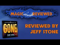 Gone Review: 4.5 Stars with a Stone Status of Gem.  Full Review: http://magicreviewed.com/reviews/gone-review/