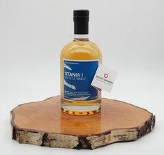 "TITANIA I 273° U.1.2' 1958.2"" 51,3% (Scotch Universe) Scotch, Whisky, Gin, Whiskey Bottle, Universe, Food, Galaxies, News, Scotland"
