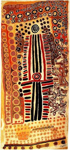 Star Dreaming by Paddy Jupurrurla Nelson, Paddy Japaljarri Sims, and Larry Jungarrayi Spencer, 1985 Indigenous Australian Art, Indigenous Art, Ethno Design, Aboriginal Painting, Aboriginal Artists, Encaustic Painting, Art Premier, Outsider Art, Native Art