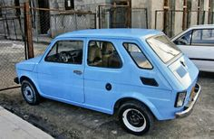 Fiat 126, Fiat Models, Fiat Cars, Car Polish, Fiat Abarth, Cars And Motorcycles, Cool Cars, Automobile, Vehicles