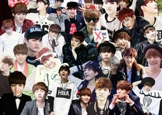 Suga collage made by me! Cheyenne Foster